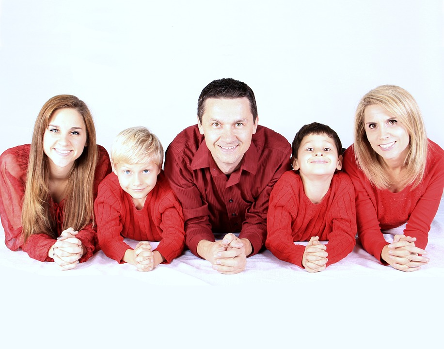 Caring for your family in visible ways