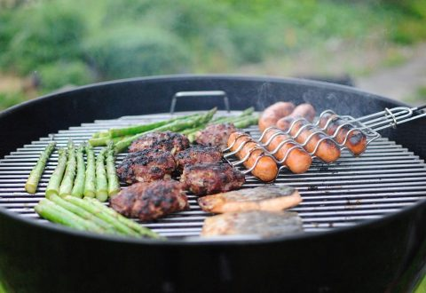 Why Buy A New Grill When You Can Restore Your Old One?